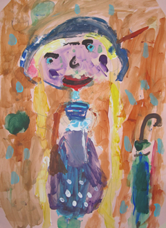The Princess In The Rain Icon